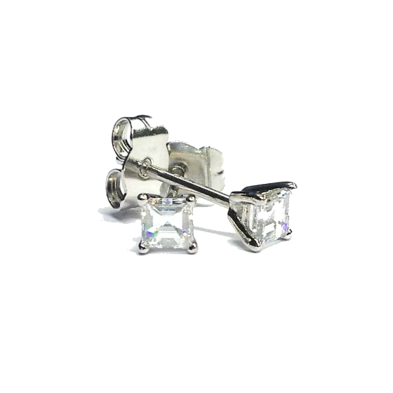 asscher remake earrings